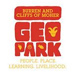 Burren Geopark Logo