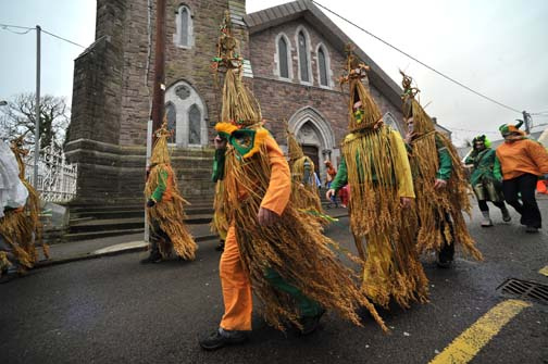 Lá an Dreoilín celebrated today