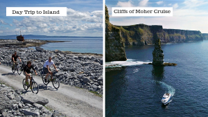 Combo: Aran Island & Cliffs Cruise