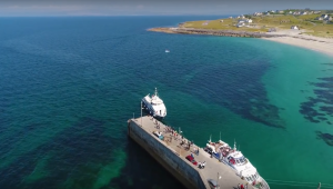 Sail on board the Star of Doolin to the Aran Islands and Cliffs of Moher
